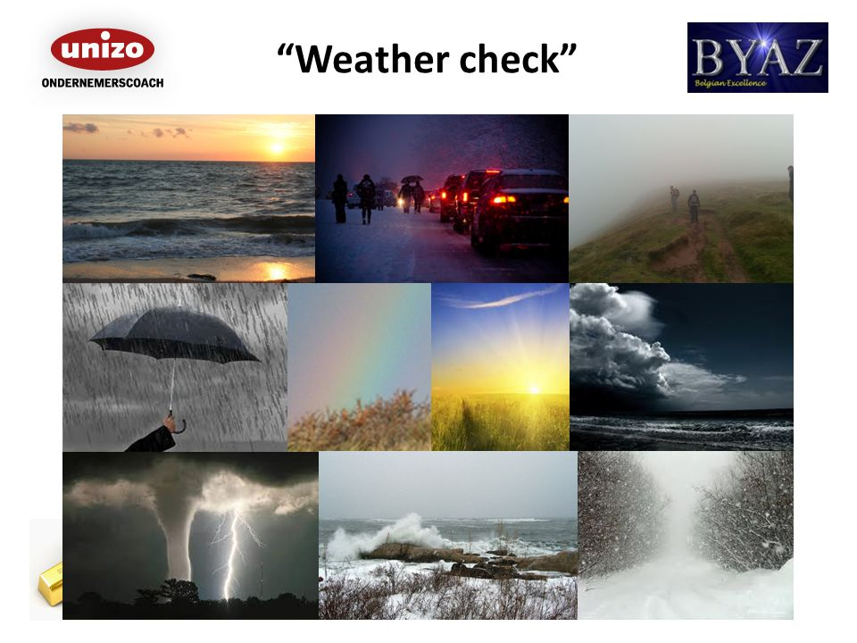 """""""Weather check"""""""