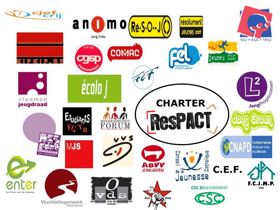 C.E.F. CHARTER