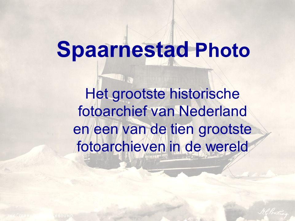 5 Spaarnestad Photo Het grootste historische fotoarchief van Nederland en een van de tien grootste fotoarchieven in de wereld