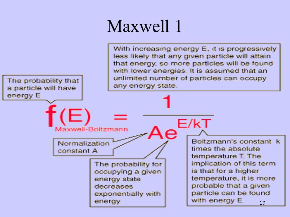 10 Maxwell 1