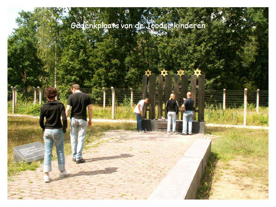 Gedenkplaats van de Joodse kinderen