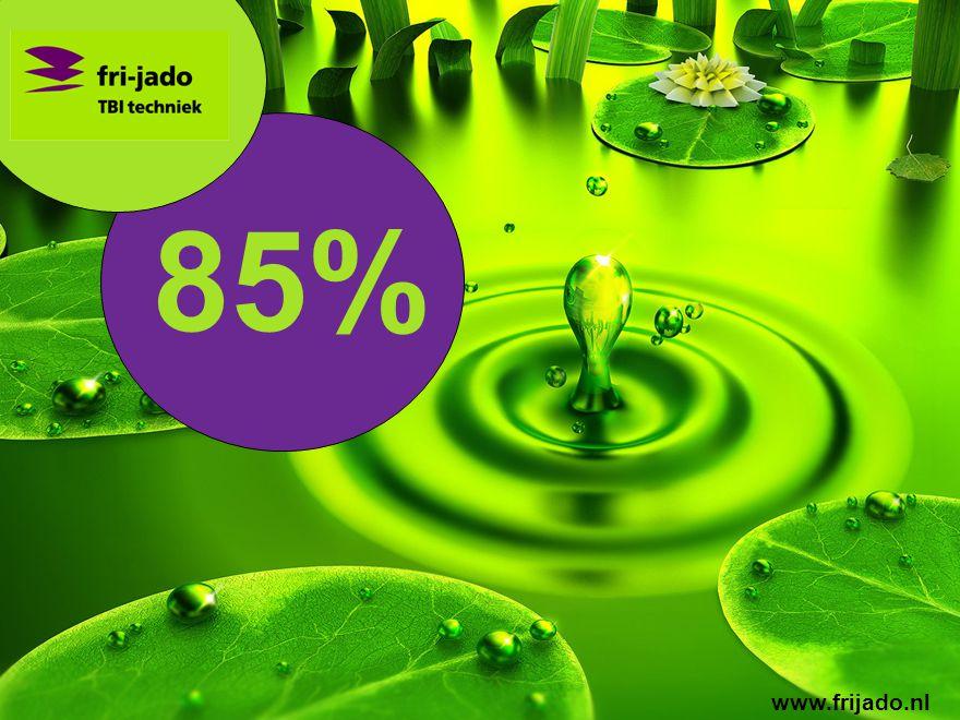 85% www.frijado.nl