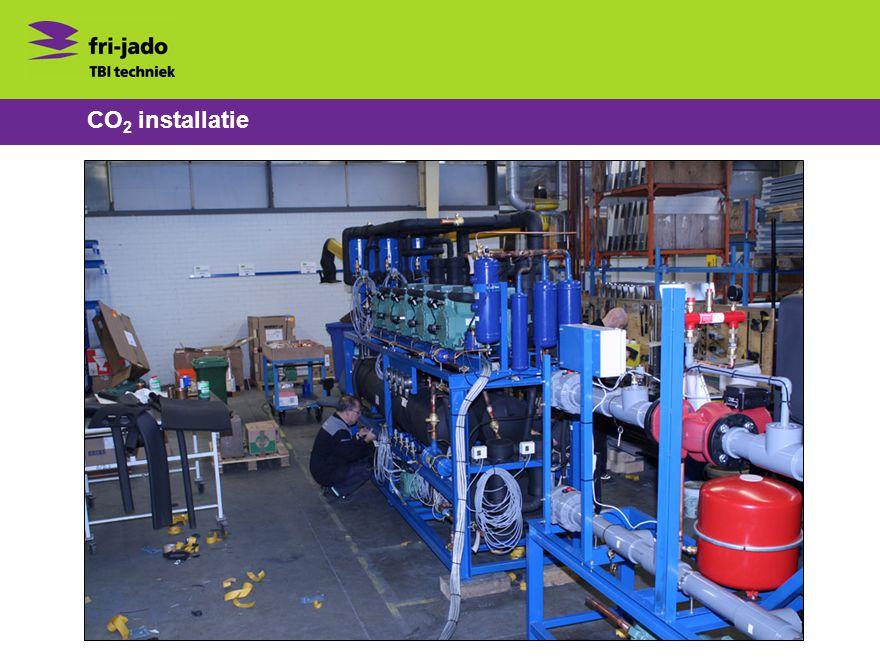 CO 2 installatie