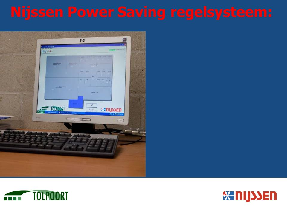 Nijssen Power Saving regelsysteem: