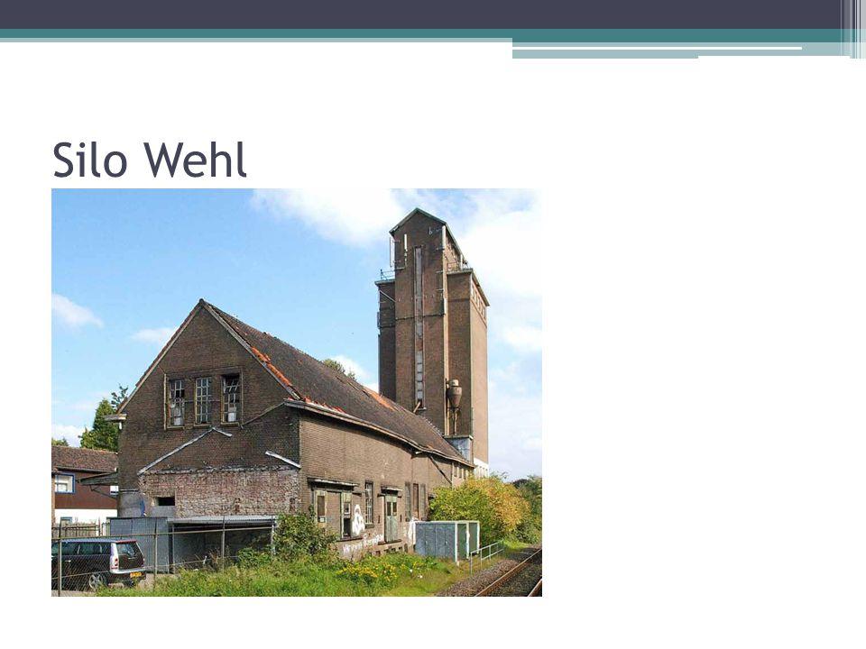 Wehl Silogebouw Wehl (1956)