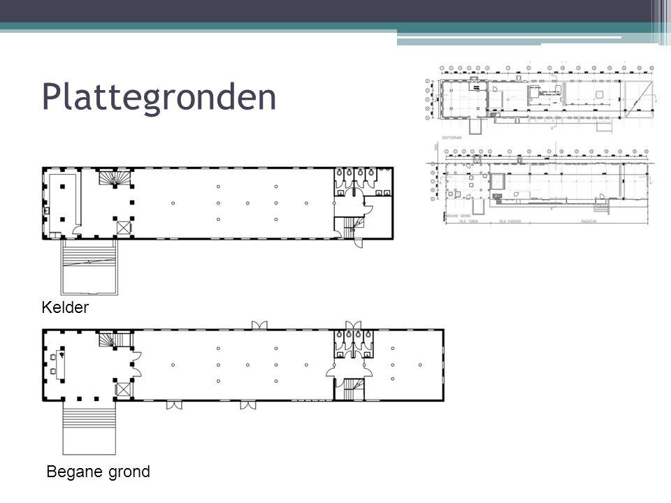 Plattegronden Verdieping 1 Verdieping 2 Verdieping 3