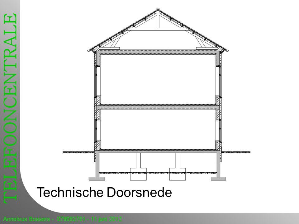 Technische Doorsnede