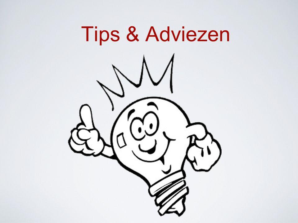 Tips & Adviezen