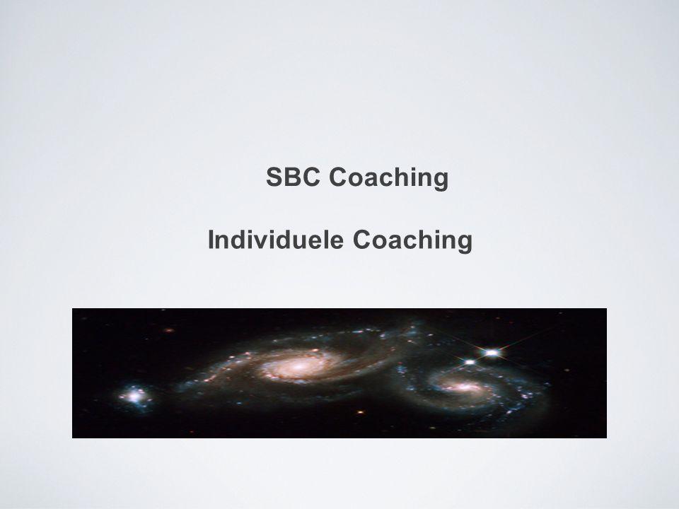 SBC Coaching Individuele Coaching
