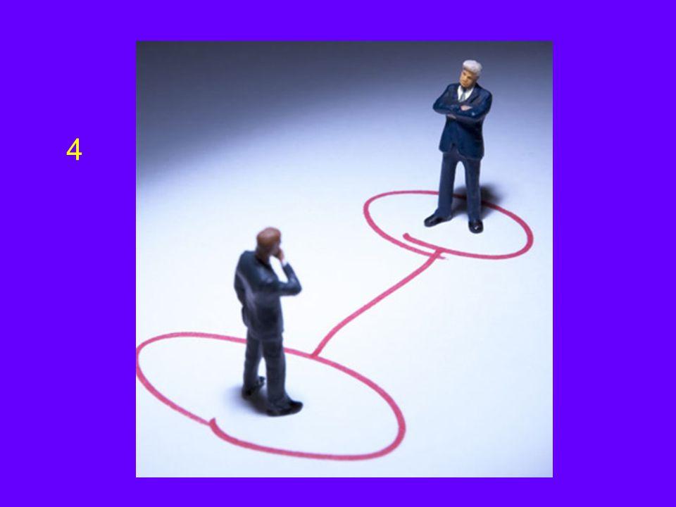 Machtsfase Er zijn samenwerkingsproblemen zichtbaar.