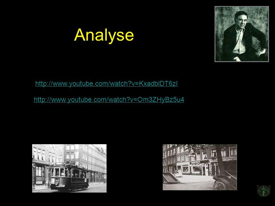 Analyse http://www.youtube.com/watch?v=Om3ZHyBz5u4 http://www.youtube.com/watch?v=KxadblDT6zI