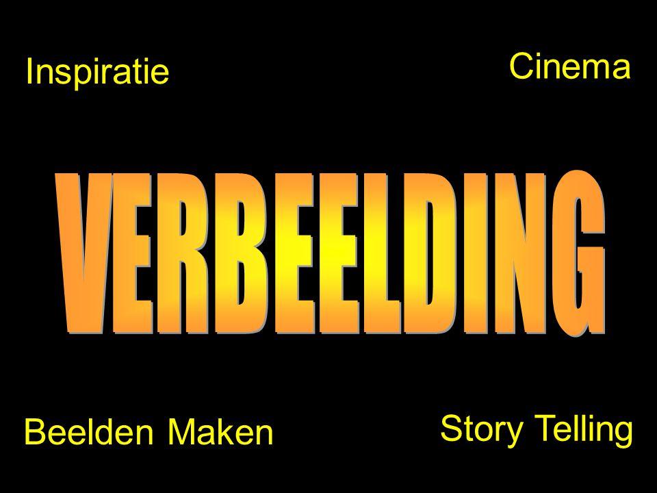 Inspiratie Story Telling Cinema Beelden Maken