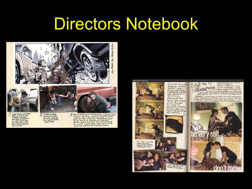 Directors Notebook