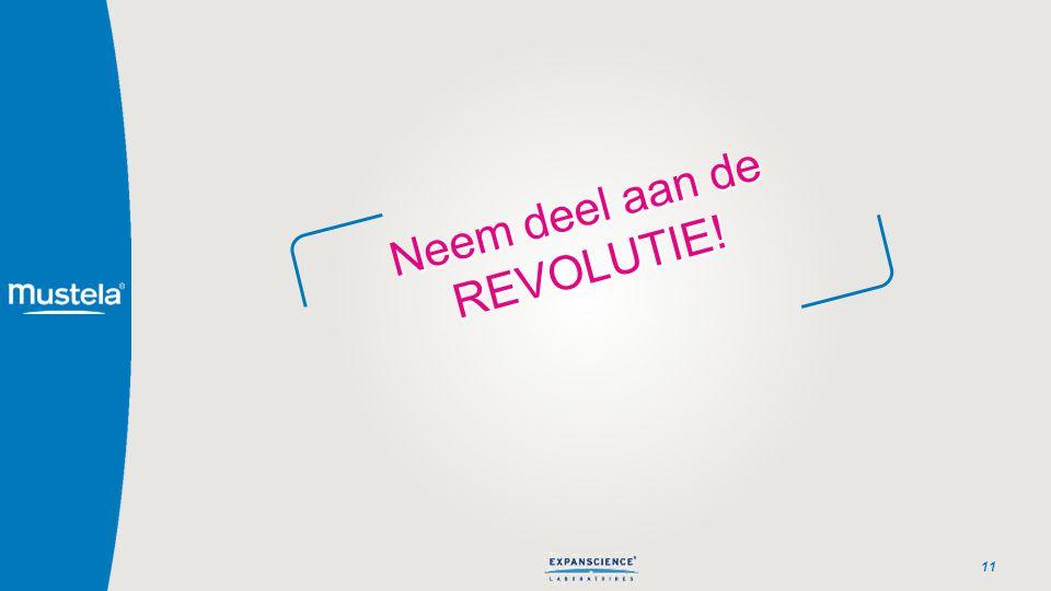 Neem deel aan de REVOLUTIE! 11