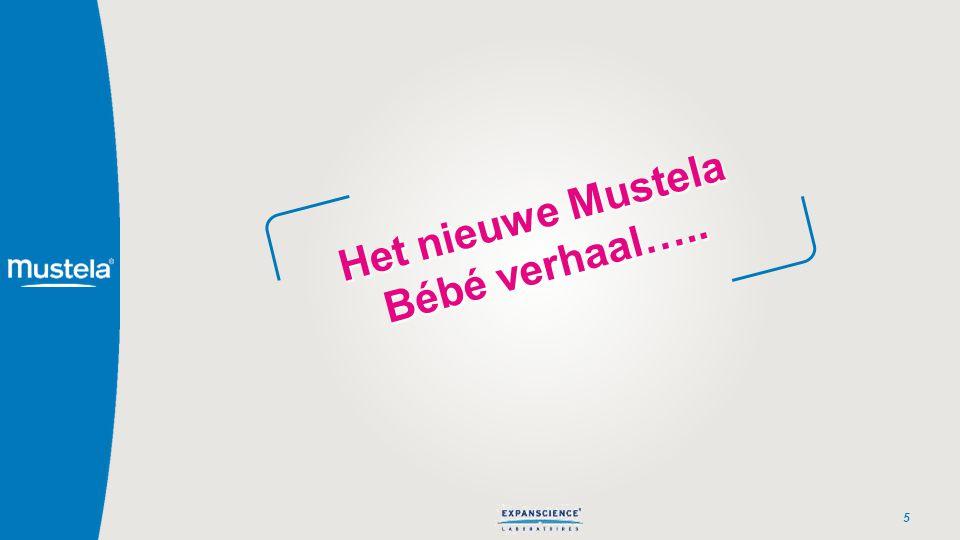 Het nieuwe Mustela Bébé verhaal….. 5