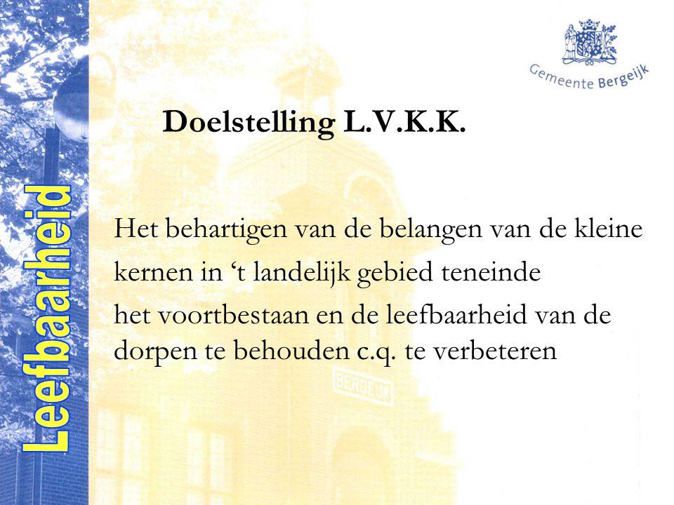 Doelstelling L.V.K.K.