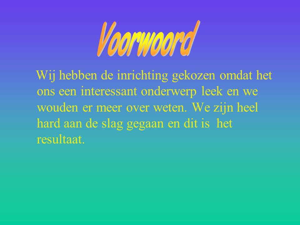 Voorwoord Wat waren de opdrachten Plattegrond van Schiphol Een kaart over het geluidsoverlast De lengtes en de namen van de landingsbanen op Schiphol