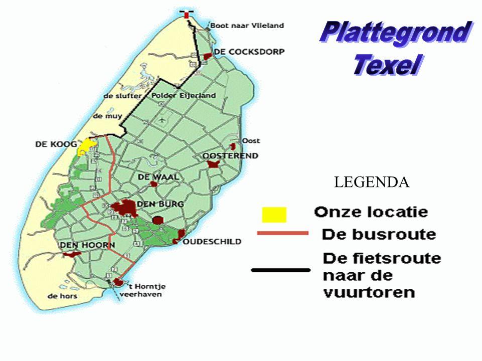 Opdracht 1: Een locatie in Texel vinden.