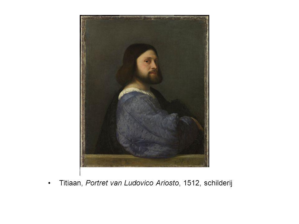 Reinier van Persijn, Portret van Ludovico Ariosto, 1639 (prent)