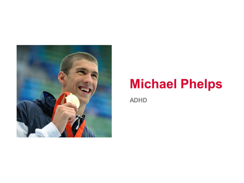 Michael Phelps ADHD