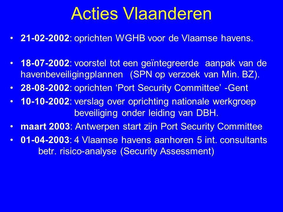 Dipl.Conference 13 dec 2002: Amenderen SOLAS '74 (o.a.