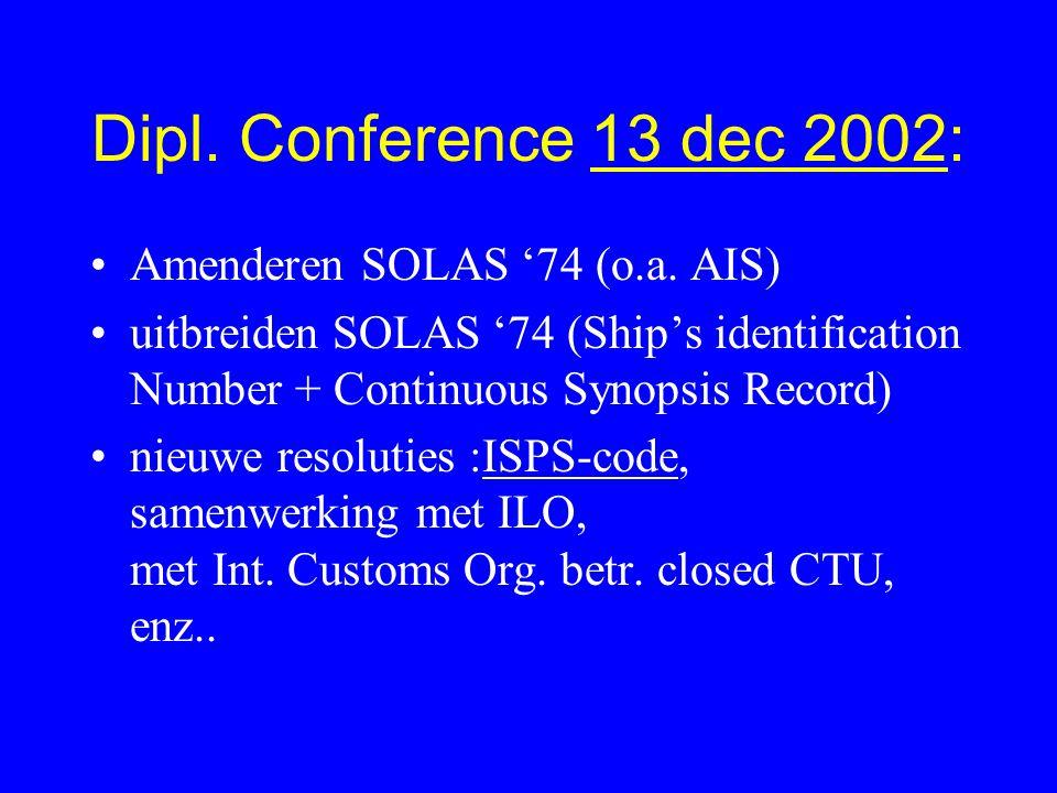Scheepsbeveilingsplan: In 'werk'taal en/of vertaling: Engels, Frans of Spaans bevat maatregelen tegen wapens,..