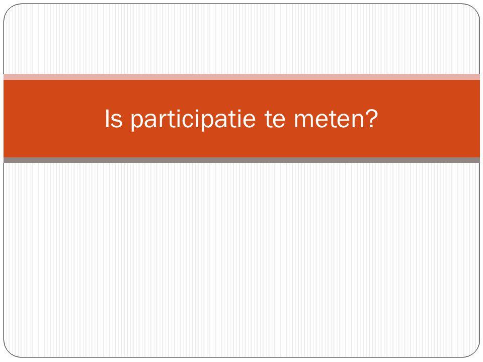 Stap 2: Doel van de meting  Door het doel te bepalen, weet je eigenlijk of je het moet meten en als je het moet meten, welke vragenlijst moet je dan gebruiken.