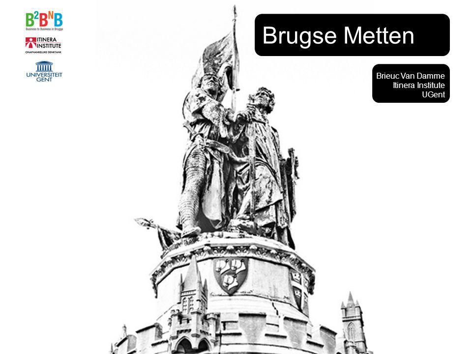 Brieuc Van Damme Itinera Institute UGent Brugse Metten