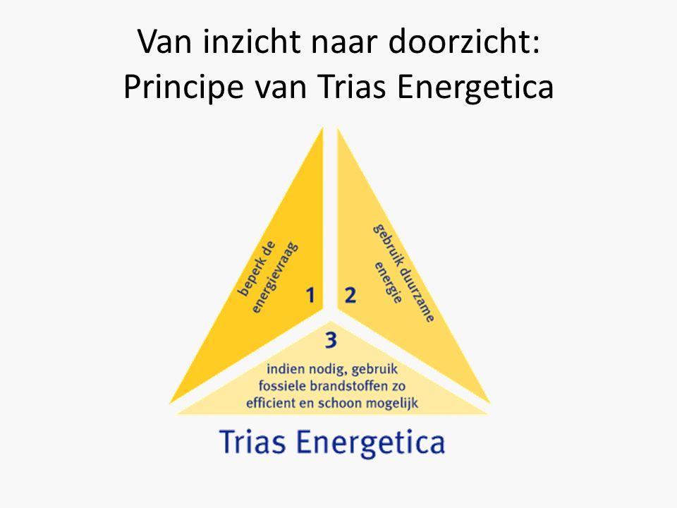 Van inzicht naar doorzicht: Principe van Trias Energetica