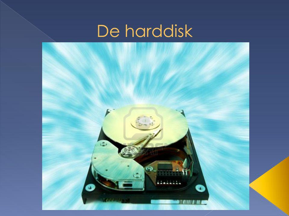 De Harddisk De Ventilator Een Register De aansluitingen