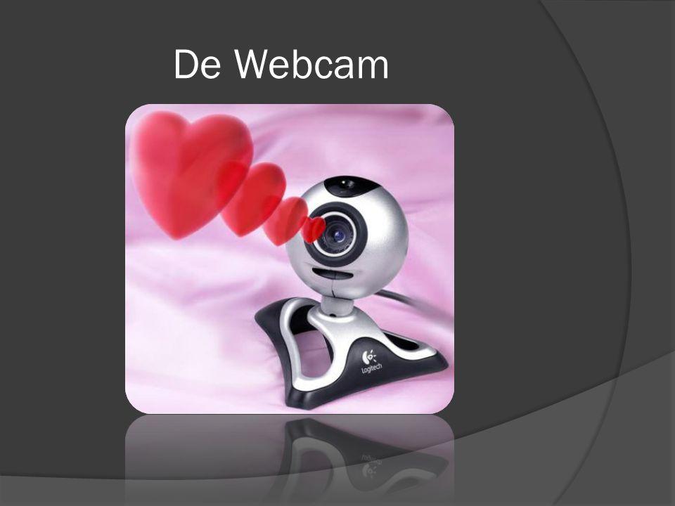 Wat is een webcam?  Camera  Verschillende soorten en maten