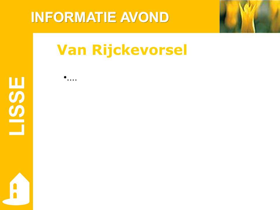 LISSE.... Van Rijckevorsel