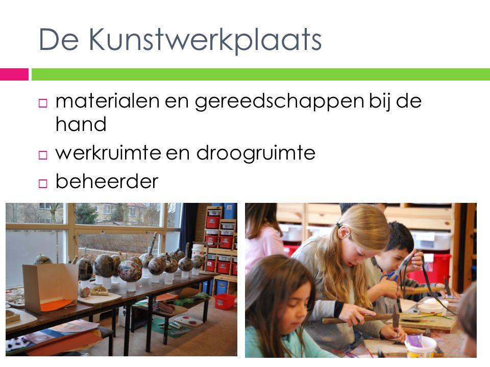 Kunst kijken en maken met kinderen van 2-6 jaar Een mooie uitdaging.