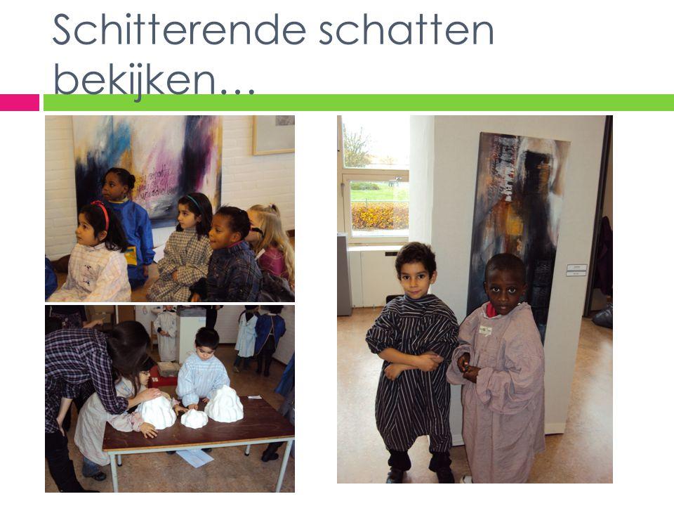 De toekomst… Vasthouden  rijke leeromgeving  activiteiten (zie deze presentatie)  samenwerking met culturele partners  werken vanuit win-win Verminderen  grote knelpunt blijft m.n.