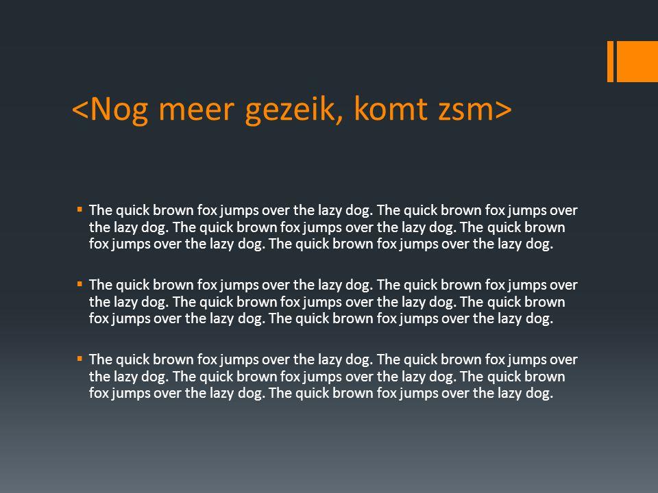 Afsluiting  Wat is jouw perspectief op onze Nederlandse (pluriforme) samenleving.