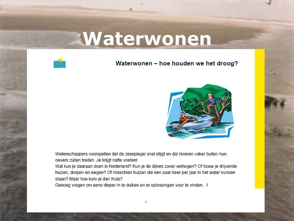 Waterwonen