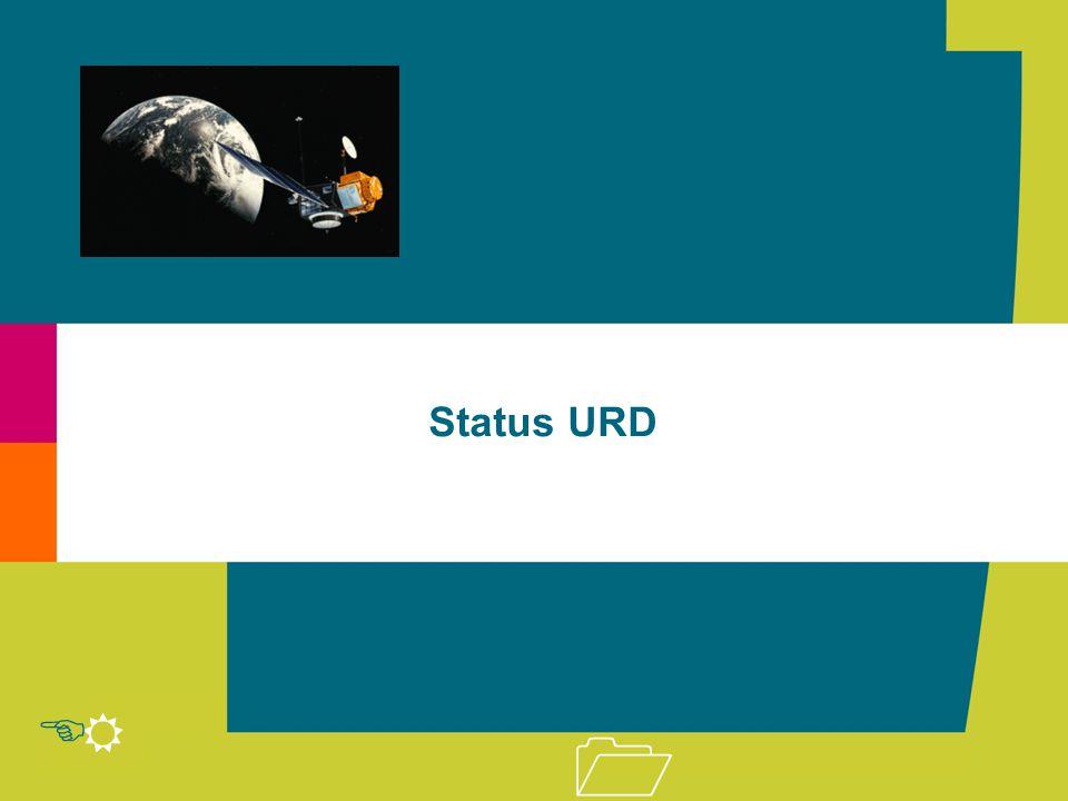 R E 1 Status URD