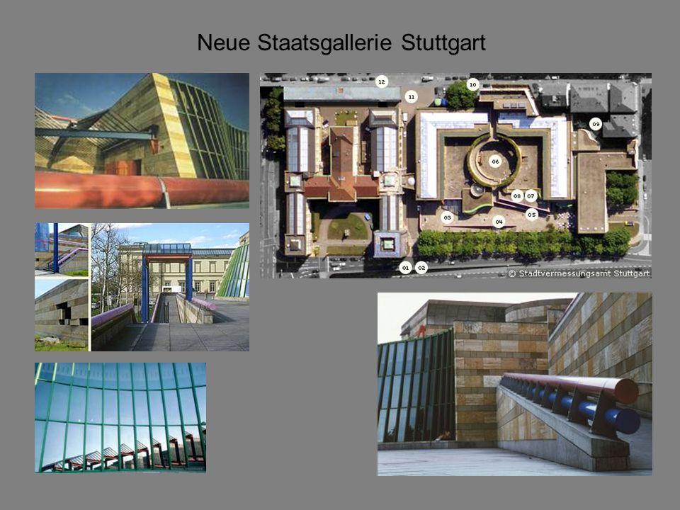 Neue Staatsgallerie Stuttgart