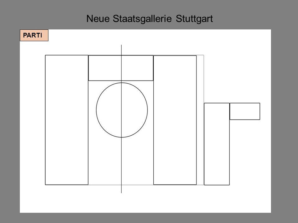 Neue Staatsgallerie Stuttgart PARTI
