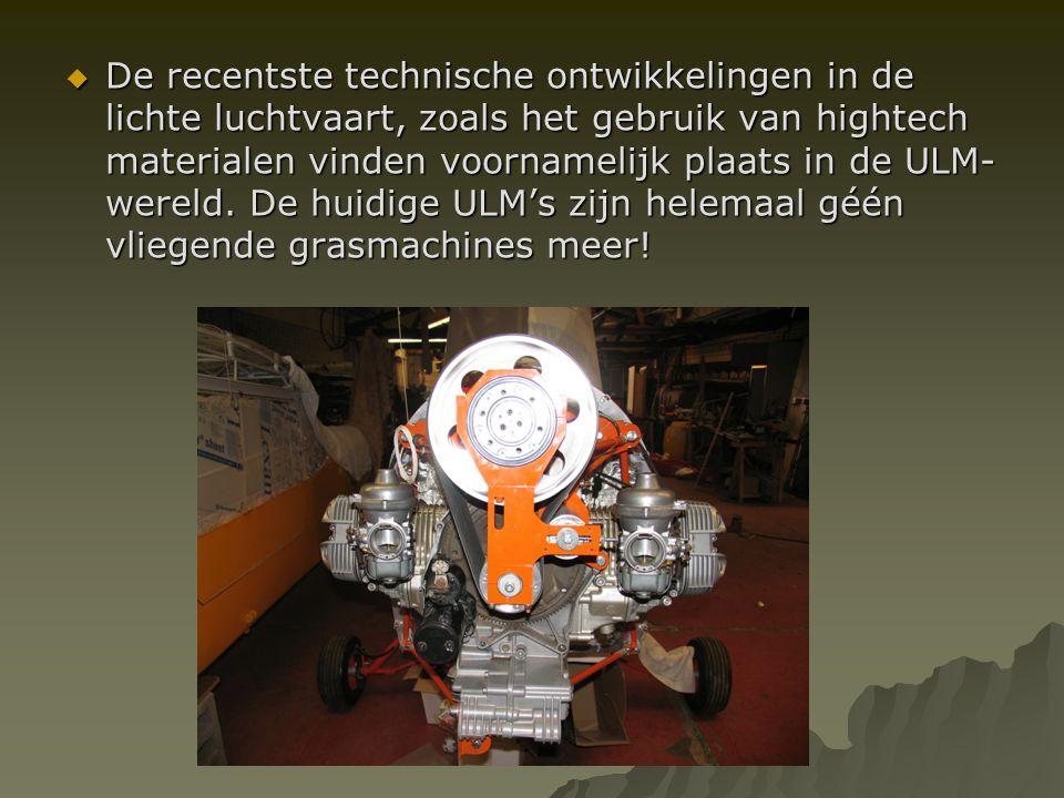 Daarom een opleiding bij Syntra Technicus U.L.M. Ultra Light Motorised vliegtuigen.
