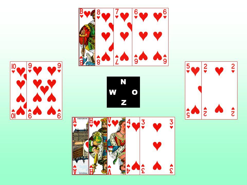 Spelen met een troefkleur Vijandelijke troeven verwijderen Tellen troeven noodzaak Kleur geschikt als troefkleur als je samen met partner er acht of m