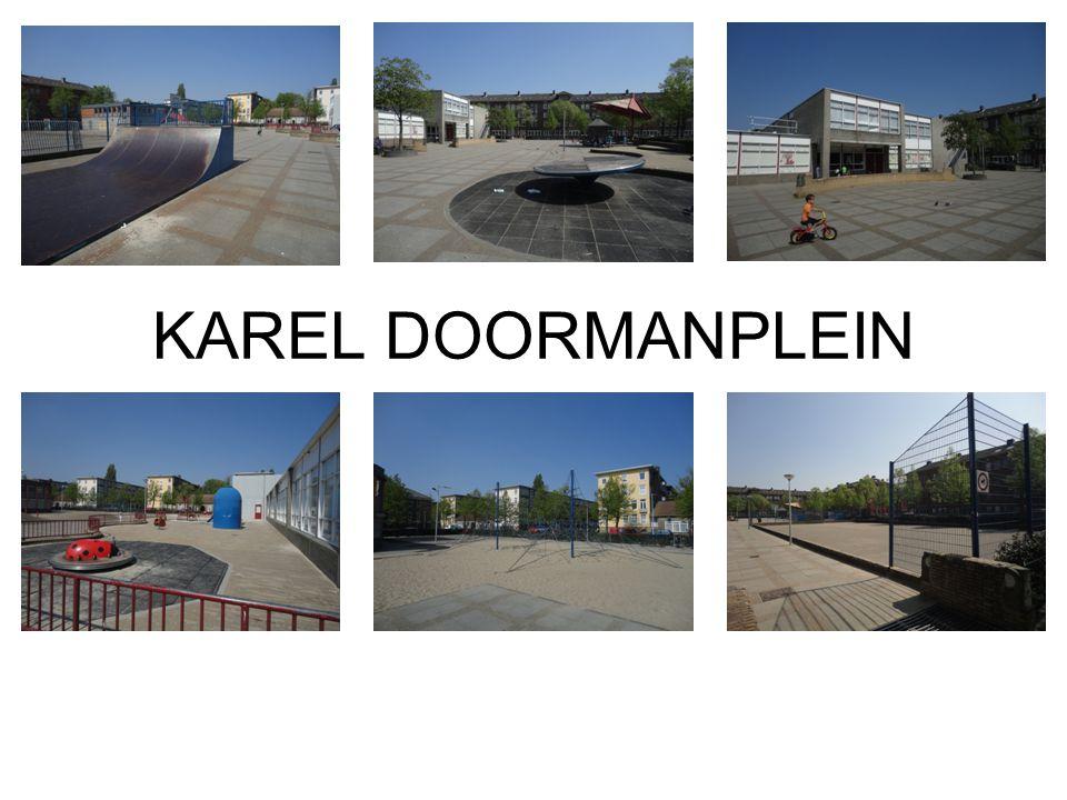 KAREL DOORMANPLEIN