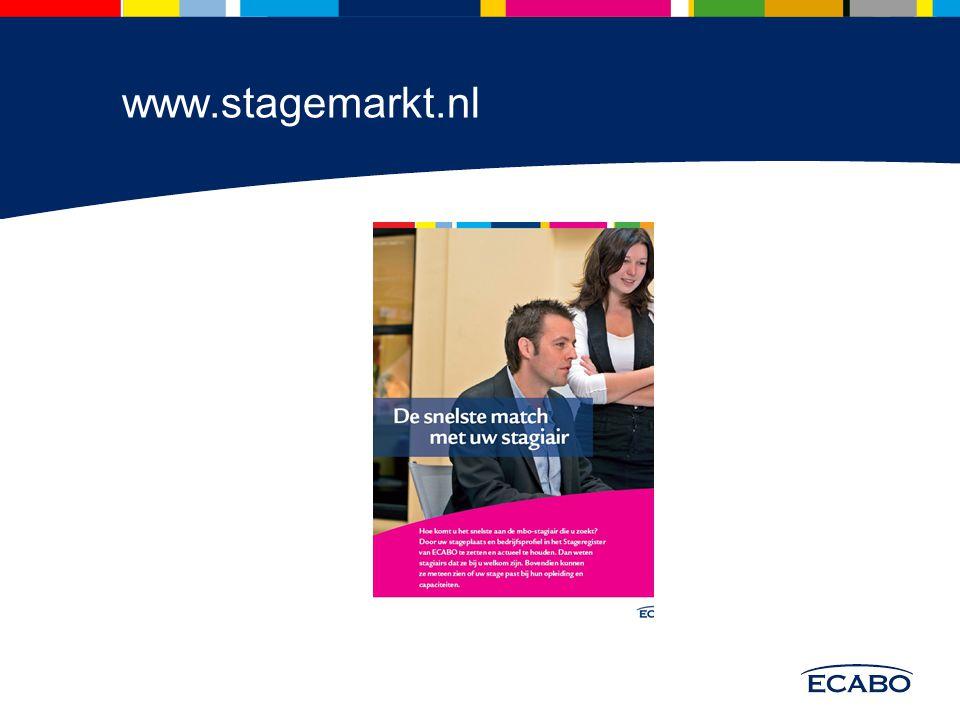 www.stagemarkt.nl
