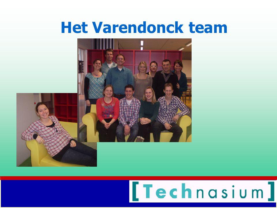 Het Varendonck team
