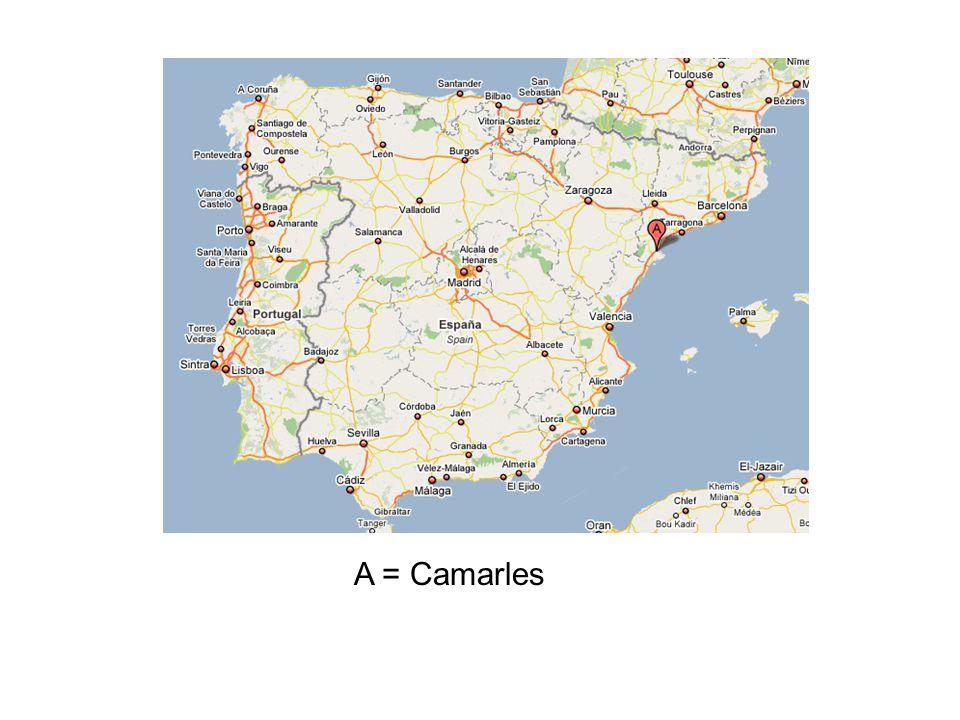 A = Camarles