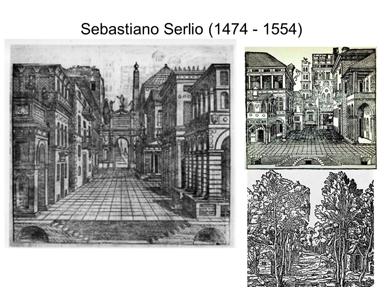 Sebastiano Serlio (1474 - 1554)