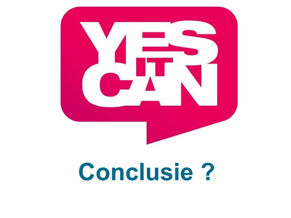 Conclusie ?