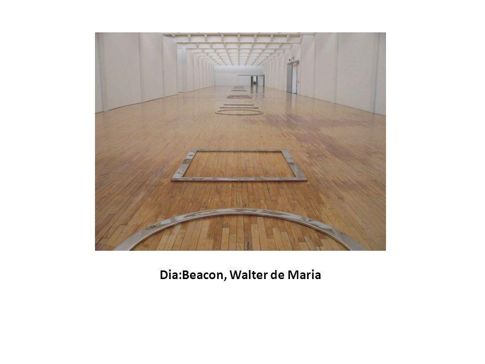 Dia:Beacon, Walter de Maria