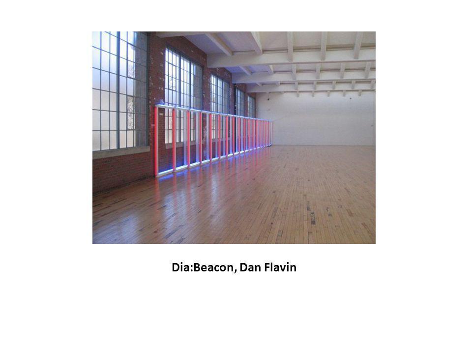 Dia:Beacon, Dan Flavin