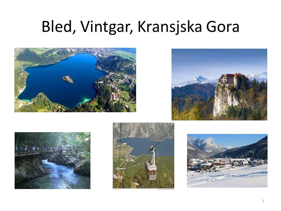 Bled, Vintgar, Kransjska Gora 7